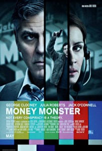 money monster movie poster one sheet
