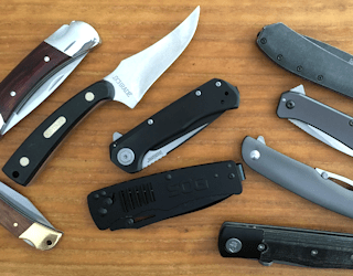 father's day gift guide everyday carry edc pocket knives pocketknives