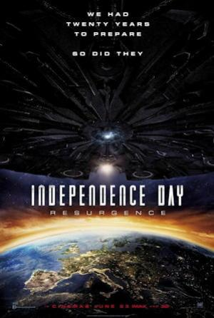 independence day resurgence movie poster one sheet