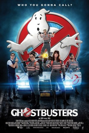 ghostbusters 2016 movie poster one sheet