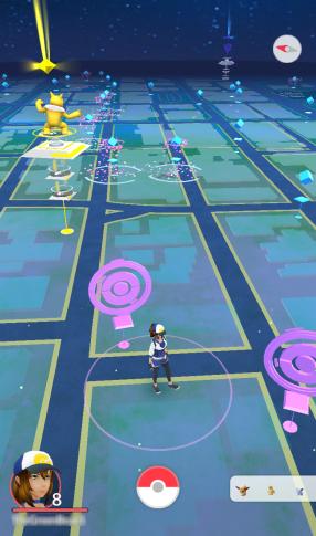 pokemon go street view