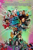 suicide squad movie poster one sheet