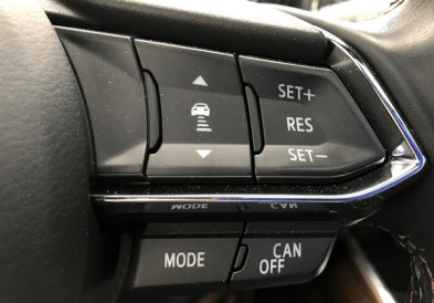 cruise control buttons, mazda 2016 cx-9