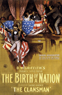the birth of a nation movie poster one sheet 1915