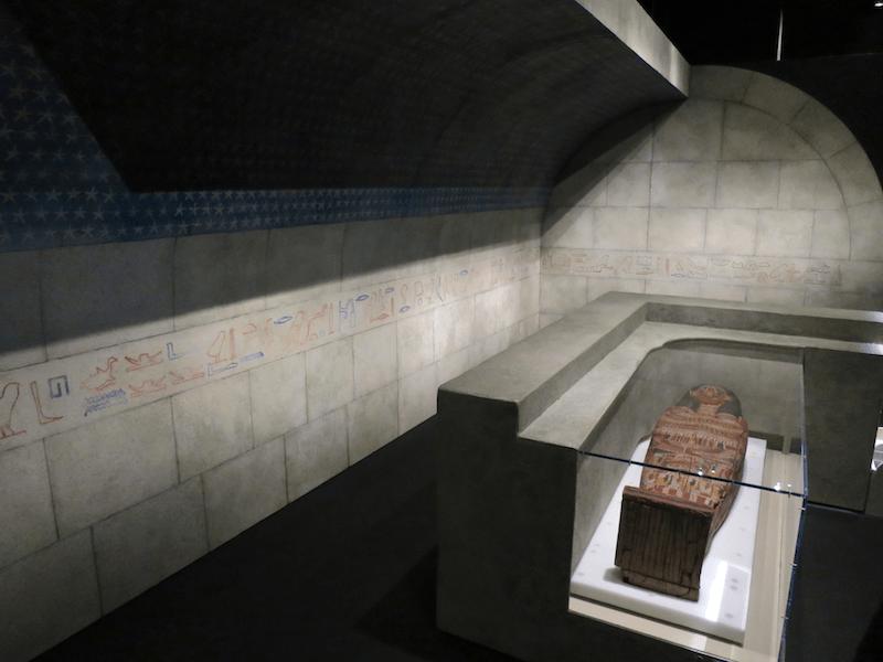 egyptian mummy tomb