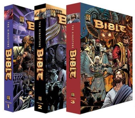 kingstone graphic novel bible