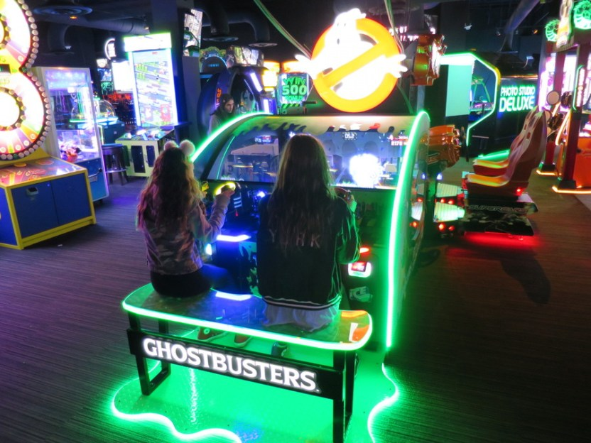 ftw denver ghostbusters shooting game