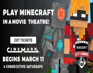 minecraft movie theater super league - city champs - boulder colorado