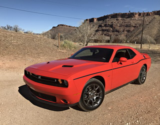 driving experience 2017 dodge challenger gt awd