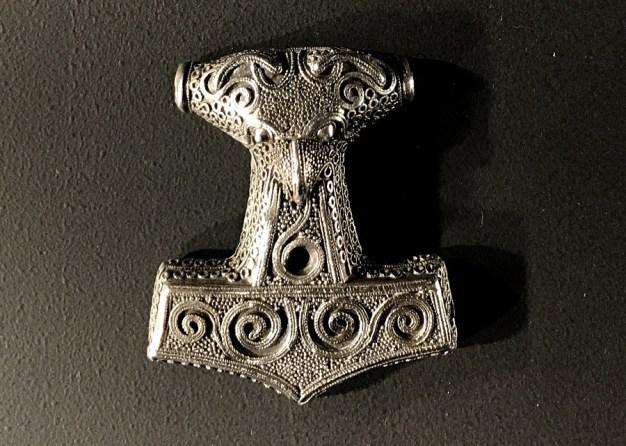 thor's hammer, vikings, artifact