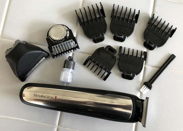 perfecter beard stubble detail kit remington