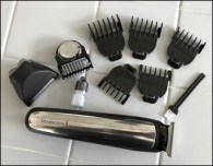 taming the wild beard and goatee with the remington beard boss detail and trim kit