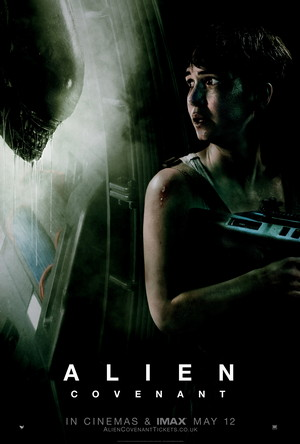 alien covenant movie poster one sheet
