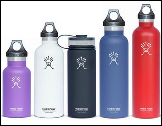 review hydro flask thermos insulated bottles