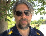dave taylor tries out xperio uv polarizing sunglass lenses