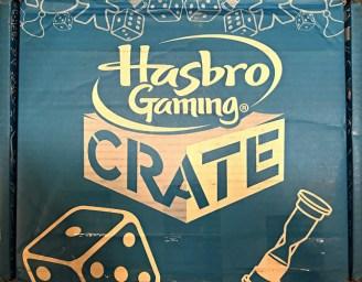 hasbro gaming crate box