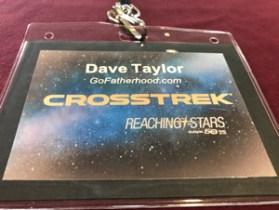 2018 subaru crosstrek dealer training reach for the stars badge