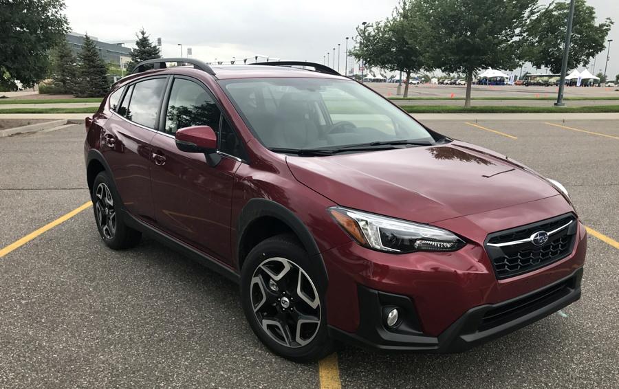 The 2018 Subaru Crosstrek Dealer Training Event From
