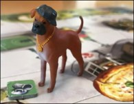 review a dog's life board game