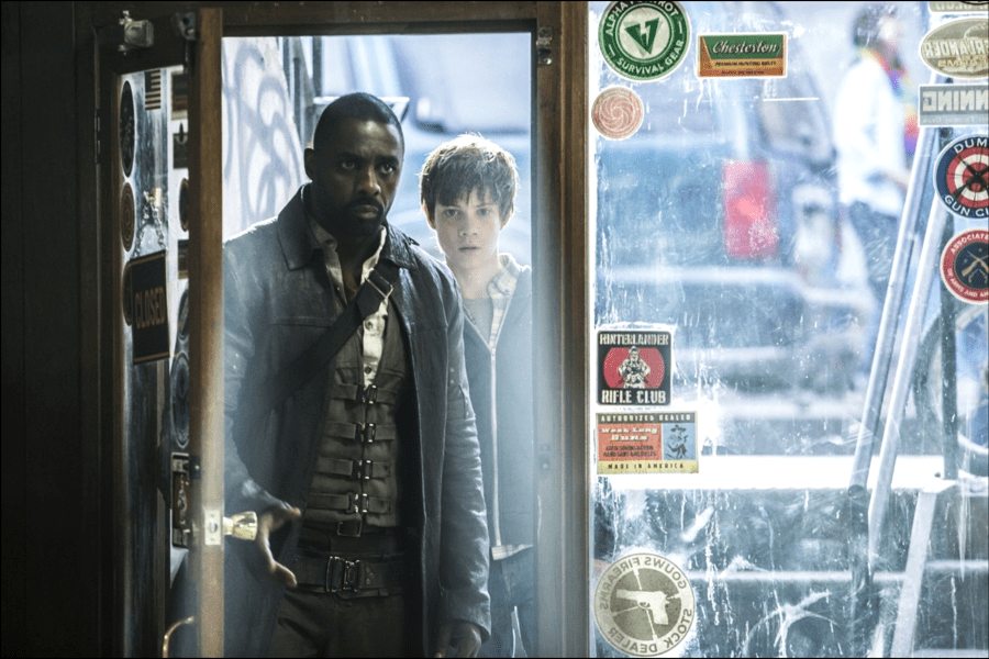 the dark tower publicity still