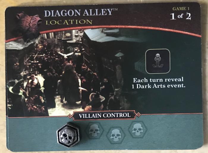 harry potter hogwarts battle - diagon alley