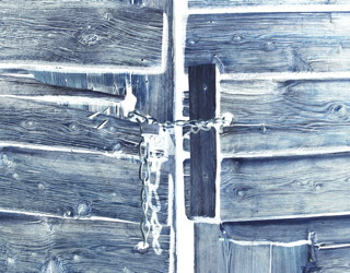teen emotional redirection - closed - locked door