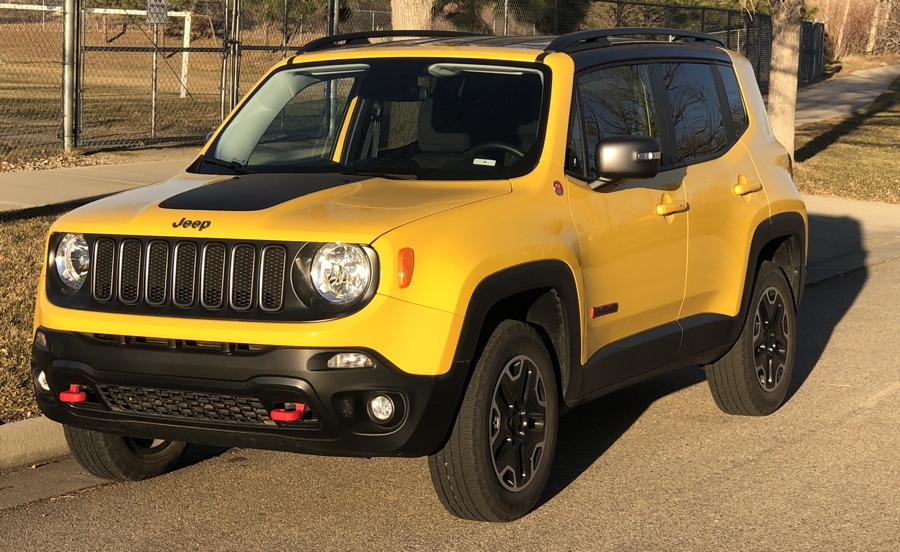 A Week With Bumblebee A 2017 Jeep Renegade From Gofatherhood 174