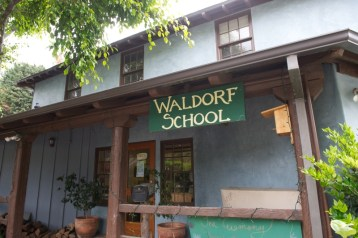 small waldorf school