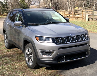 2018 jeep compass limited ltd review