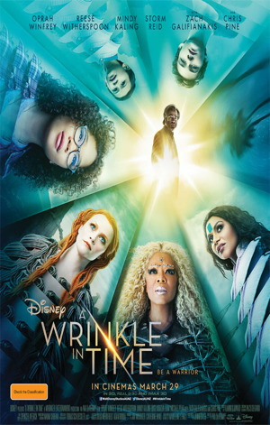 Tag Archives: A Wrinkle in Time