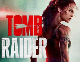 tomb raider movie review 2018 vikander