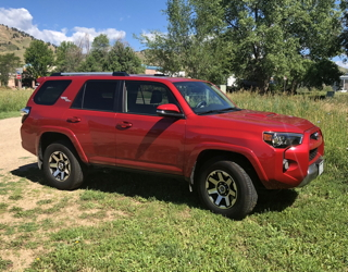review 2018 toyota 4runner trd 4x4