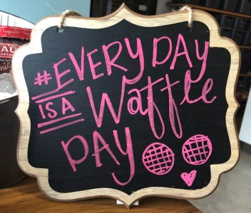 birch benders - every day is a waffle day