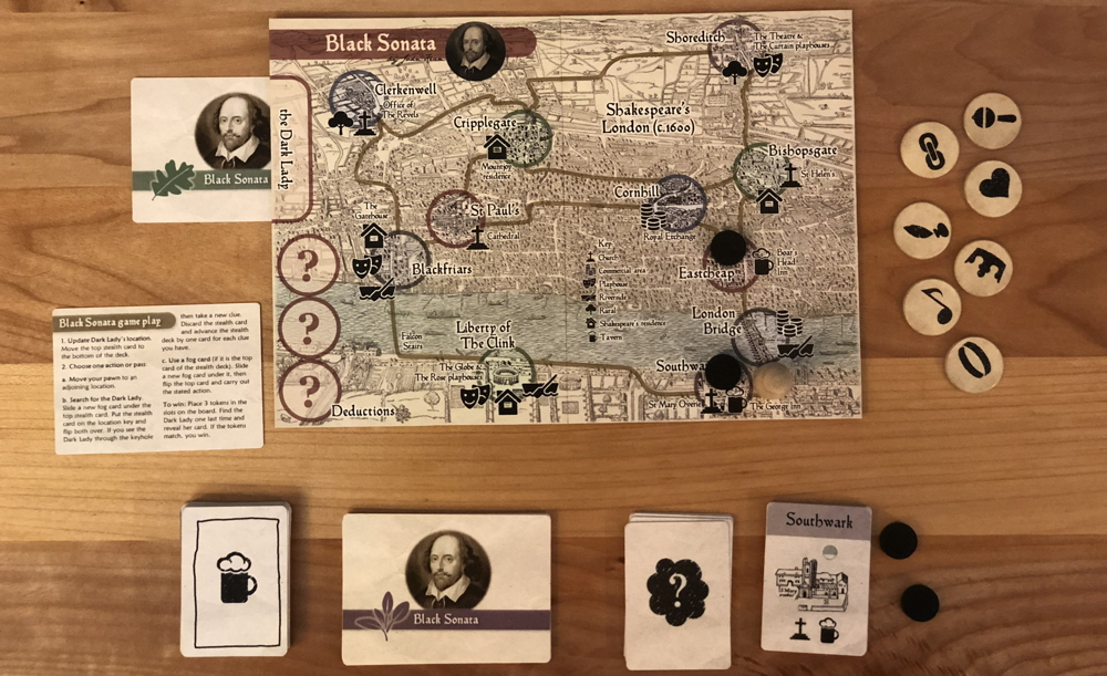 black sonata game review