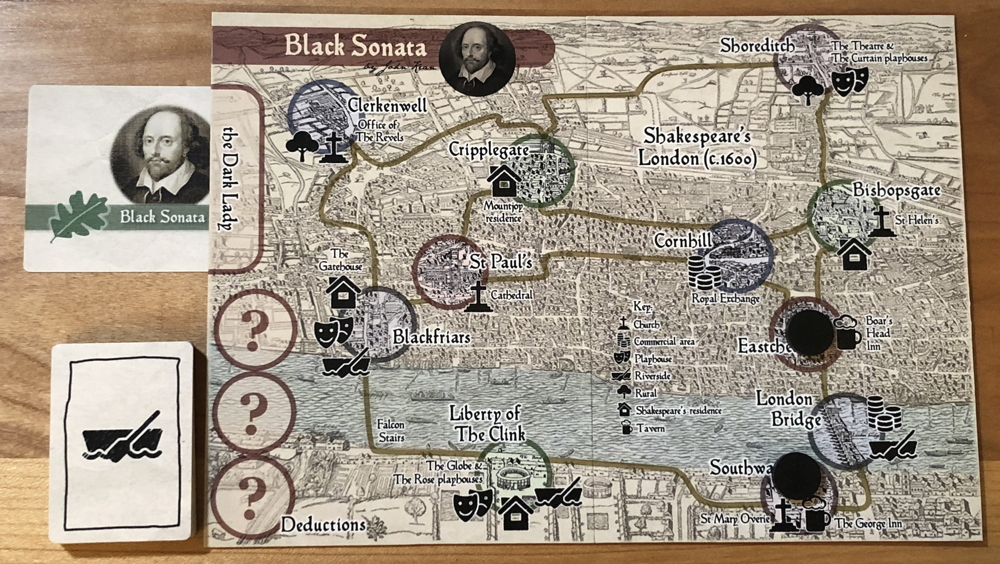 black sonata tracking the dark lady game