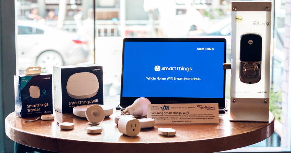 next gen samsung smartthings