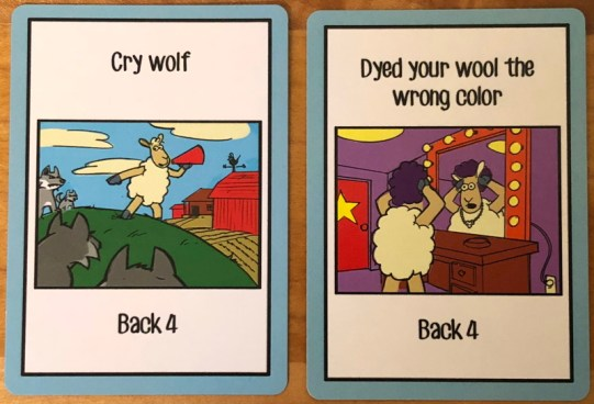 sheeple pun cards