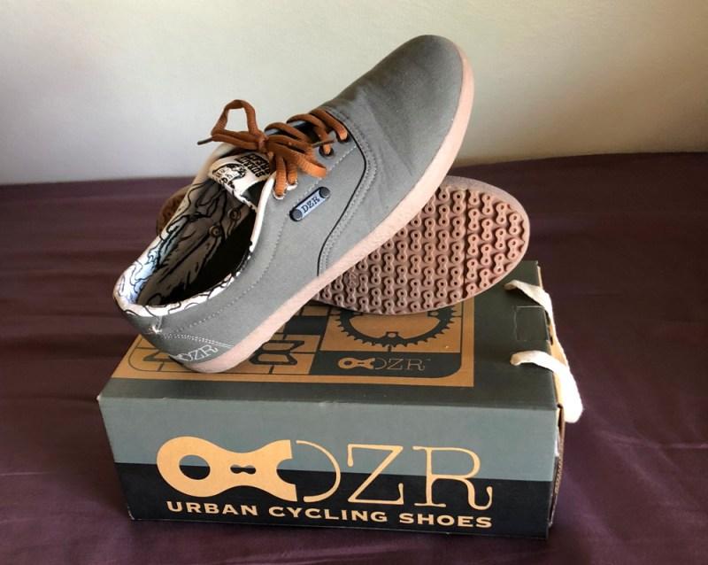 dzr shift pedal urban shoes