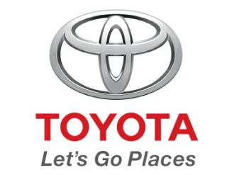 toyota logo - lets go places letsgoplaces