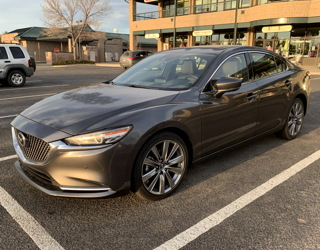 2018 mazda mazda6 signature driving experience review