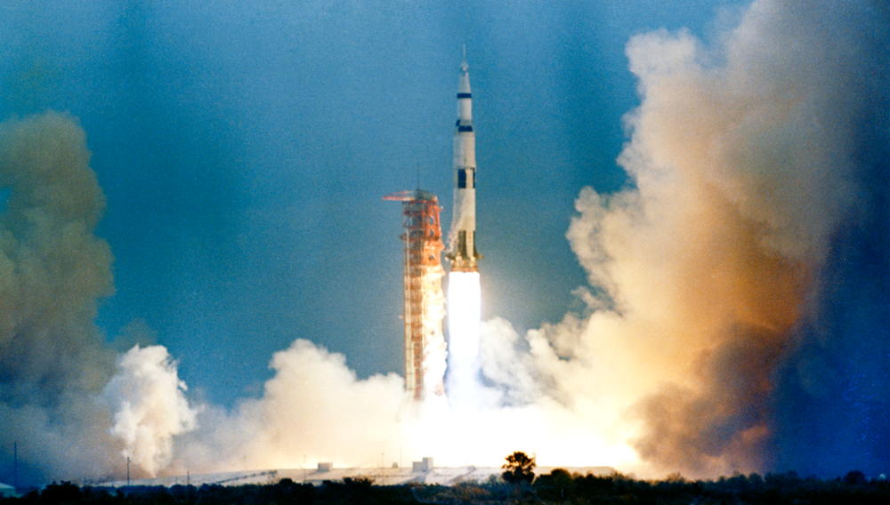 Apollo 9 launch - March 3, 1969