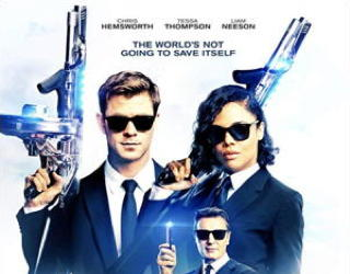 men in black international review movie film