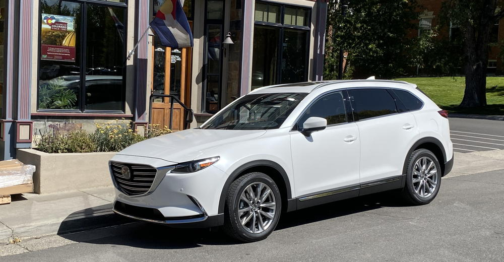 2019 mazda cx-9 signature at Breckenridge CO