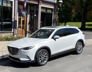 2019 mazda cx-9 signature review test drive