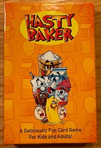 hasty baker board game box