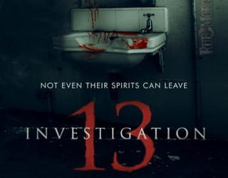 Investigation 13 - movie review film review horror