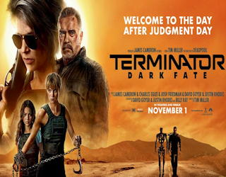 terminator dark fate film movie review