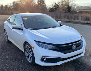 2019 honda civic touring review driving experience problems complaints