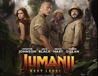 jumanji the next level movie review film