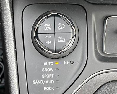 2020 jeep cherokee trailhawk elite - traction controls